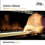 Federico Olmeda (1865-1909) Rimas para piano (inspiradas en G.A. Becquer)