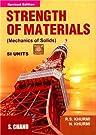 Strength of Materials : Mechanics of Solids (SI Units) 24 Edition price comparison at Flipkart, Amazon, Crossword, Uread, Bookadda, Landmark, Homeshop18