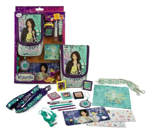 (Wizards of Waverly Place 16-in-1 Accessory Kit (Nintendo 3DS/Dsi XL/DSi/DS Lite))