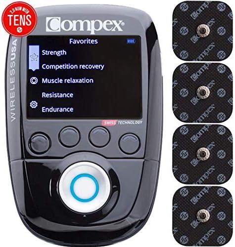 Compex Wireless Muscle Stimulator Bundle product image
