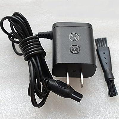 Amazon.com: Afeitadora HQ8505 cable de carga de alimentación ...