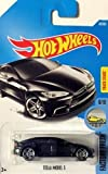 Hot Wheels 2017 Factory Fresh Tesla Model S 43/365, Black