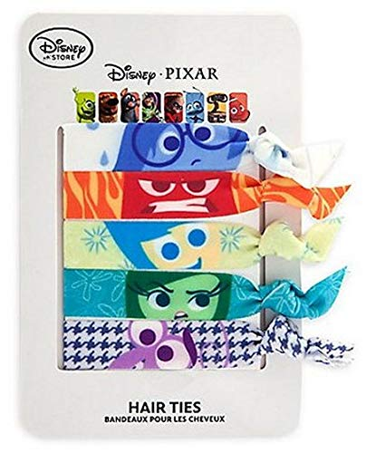 Disney / Pixar Inside Out Inside Out Hair Tie Set]()