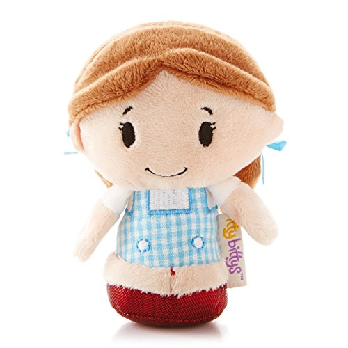 (Wizard Of Oz Dorothy Itty Bitty plush soft)