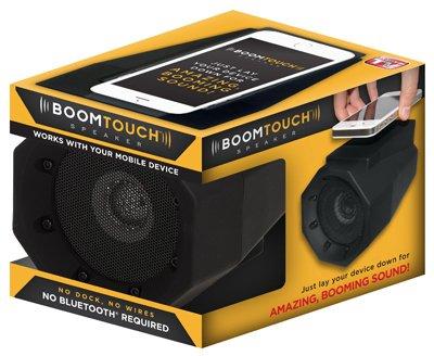 Allstar Marketing Group BM011124 Boom Touch Wireless Speaker - Quantity 4