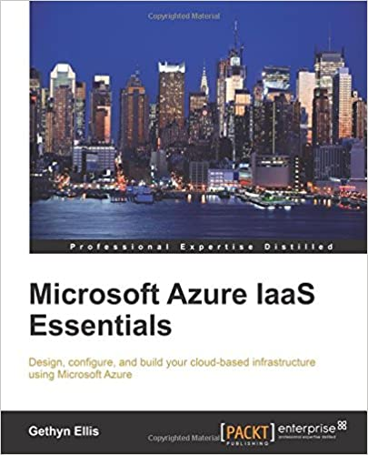 Book Microsoft Azure IaaS Essentials