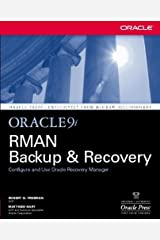 Oracle9i RMAN Backup & Recovery by Robert Freeman (2002-11-08) Paperback