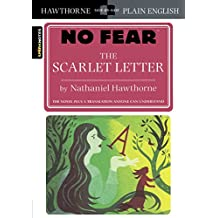 The Scarlet Letter (Turtleback School & Library Binding Edition) (Sparknotes: No Fear)