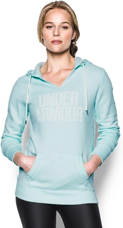 Under Armour Damen Fitness Sweatshirt Favorite Fleece Full Zip