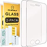 [2-PACK]-Mr Shield For iPhone 3G / 3GS [Tempered Glass] Screen Protector with Lifetime Replacement Warranty