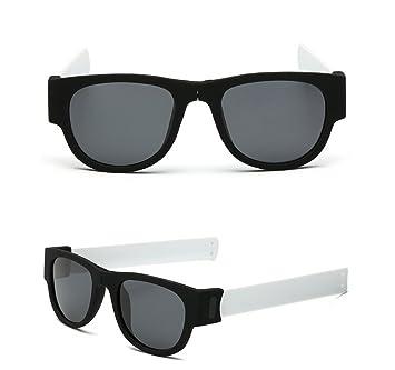F-Sport Fashion gafas de sol bofetada plegable gafas de sol con multifunción y divertido