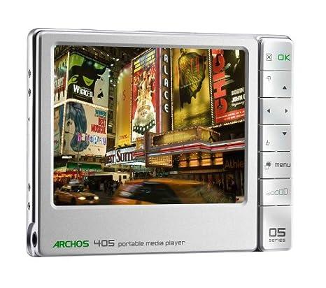 Archos 405 2GB Portable Media Player 3 5