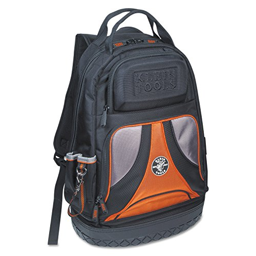 Klein Tools 55421BP14 Tradesman Pro Organizer Backpacks, 39 Compartments, 20