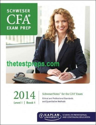 Cfa Level 1 2014 Pdf