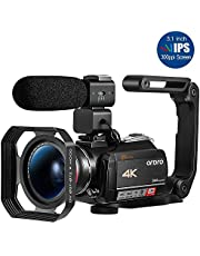 Videocámara 4K Ultra HD