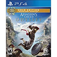 Assassin's Creed Odyssey - Gold Edition - PS4 [Digital Code]