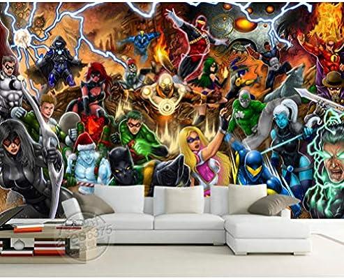 Yan Er Baby Avengers Photo Wallpaper Marvel Comics Wall