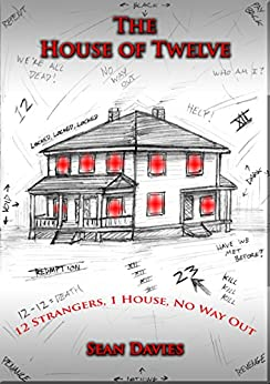 The House of Twelve (English Edition) por [Davies, Sean]