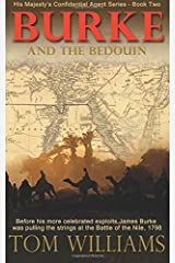 Burke and the Bedouin: His Majesty's Confidential Agent series (Volume 2) Paperback