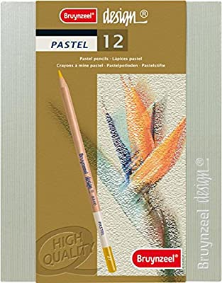 Bruynzeel Pastel Pencil Set 12