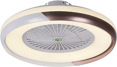 Lixada Ventilador de Techo con Lámpara Luz LED Control de ...