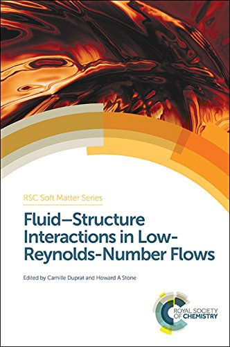 Fluid-Structure Interactions In Low-Reynolds-Number Flows (Soft Matter Series)