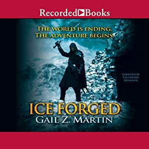 Ice Forged Audiobook