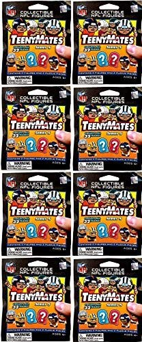 NFL TeenyMates Series 5 Linemen LOT of