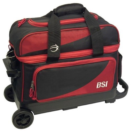 BSI Double Ball Roller Bowling Bag