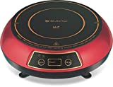 Bajaj Majesty ICX Mini 1200-Watt Induction Cooktop (Black)