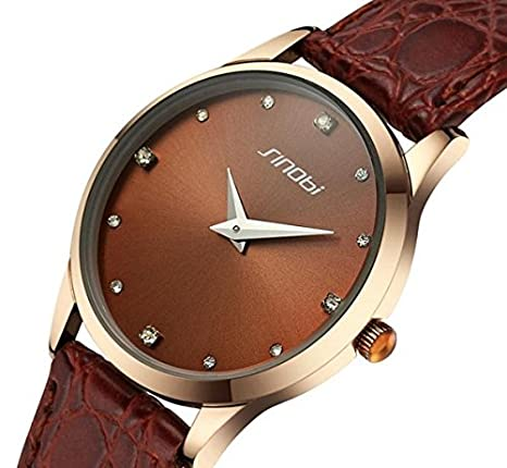 Relojes de Hombre Fashion Quartz Wristwatch Casual Leather Strap De Hombre Para Caballero Elegante RE0019