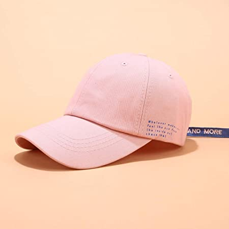 Gorra de béisbol Mujer Verano Sombrero para el Sol Suave Hermana ...
