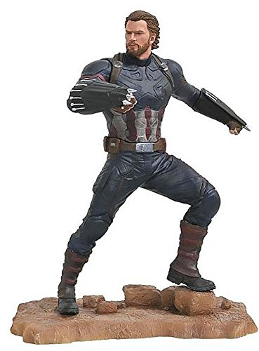 Diamond Select Infinity War Marvel Select Action Figure Captain America 18 cm