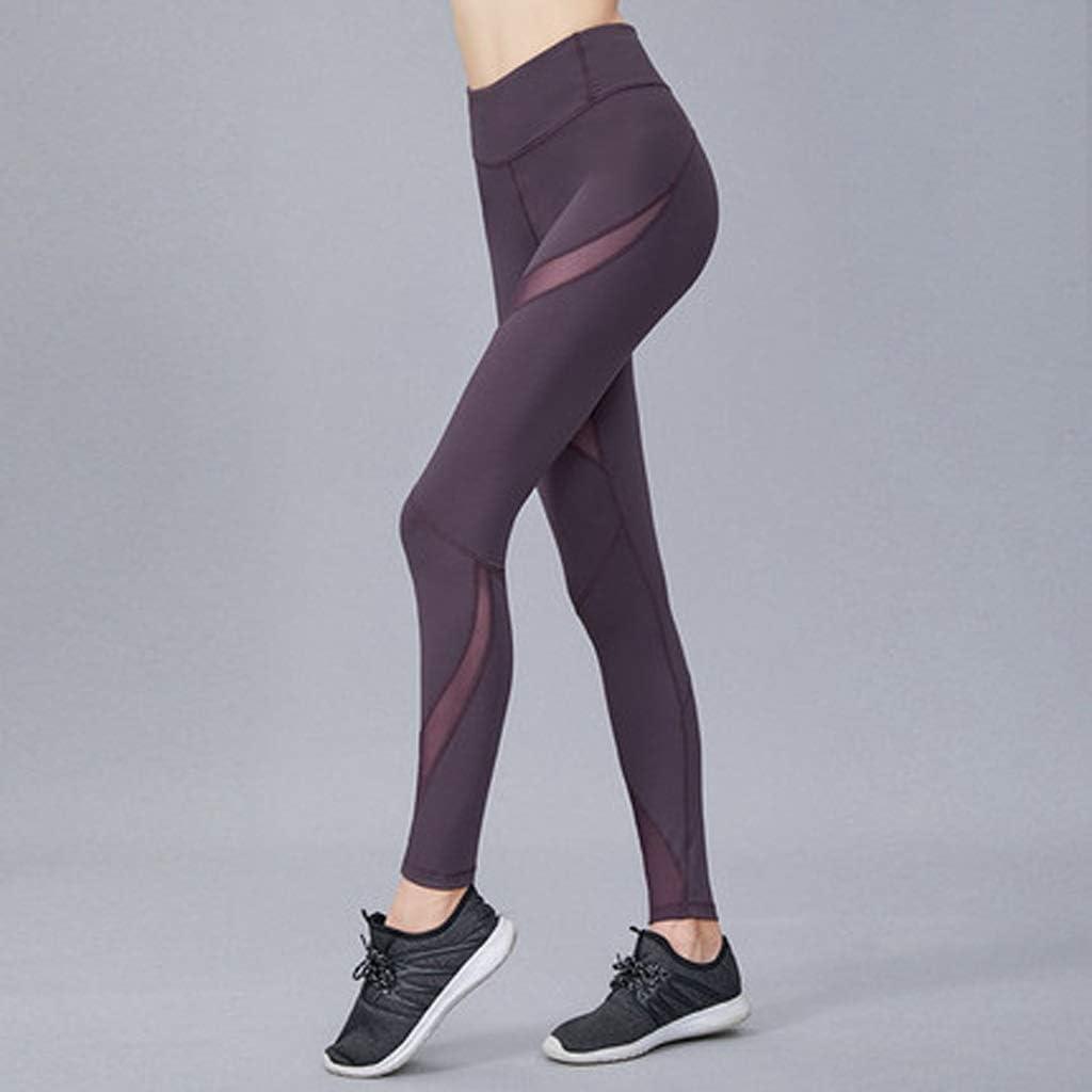 Asnvvbhz Pantalones de Yoga Pantalones de Yoga para Mujer Leggings ...