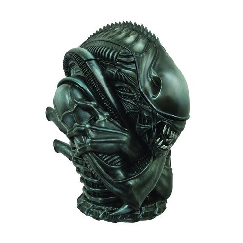 Diamond Select Toys Aliens: Alien Warrior Cookie (Egg Cookie Jar)