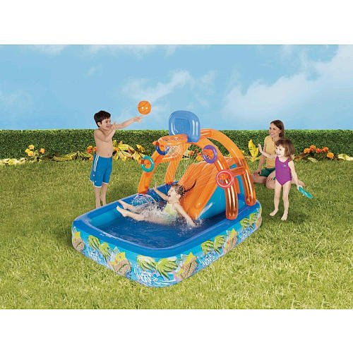 Kiddie Water Slides (Banzai Wild Waves Water Park (Discontinued by)