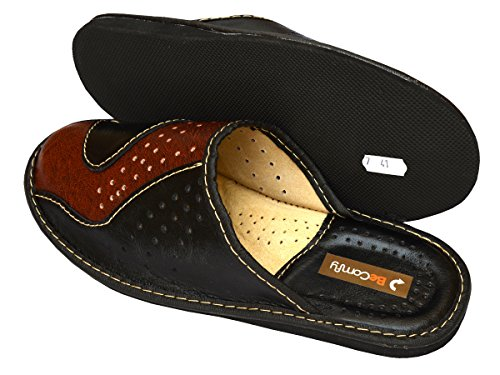 Bawal - Zapatillas para hombres Hombre Multicolor - Brown-Black