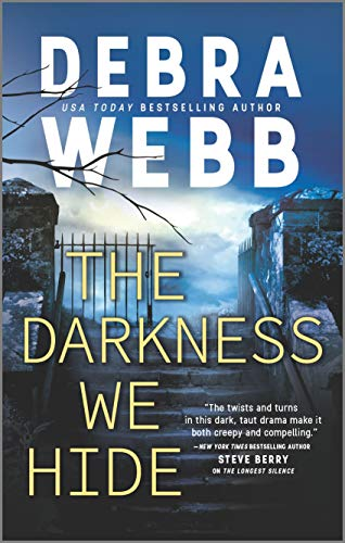The Darkness We Hide (The Undertaker's Daughter Book 3) by [Webb, Debra]
