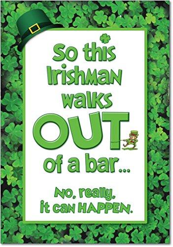7299 Irishman Walks Out NobleWorks