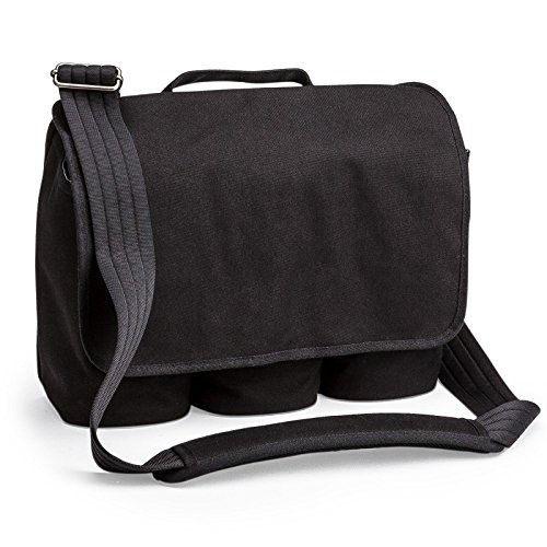 Think Tank Retrospective Lens Changer 3-BK - Three Lens Bag - Black by Think Tank Photo