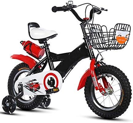 YUMEIGE Bicicletas Bicicleta Infantil para niños y niñas Regalo, Bicicleta Infantil 12 14 16 18