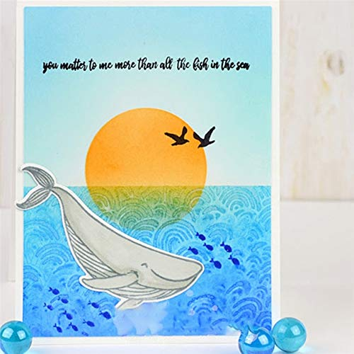 Sizzix Sea Whale Die Cutter  **Craft Clear Out**