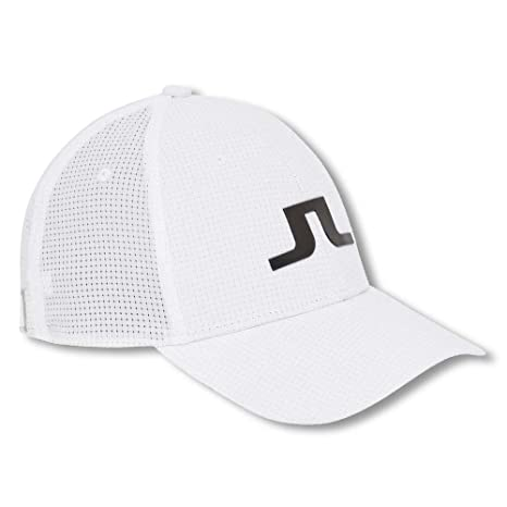 c1ed57331d8 Image Unavailable. Image not available for. Color  J.Lindeberg Ace Mesh  Seamless 86MG Golf Cap ...