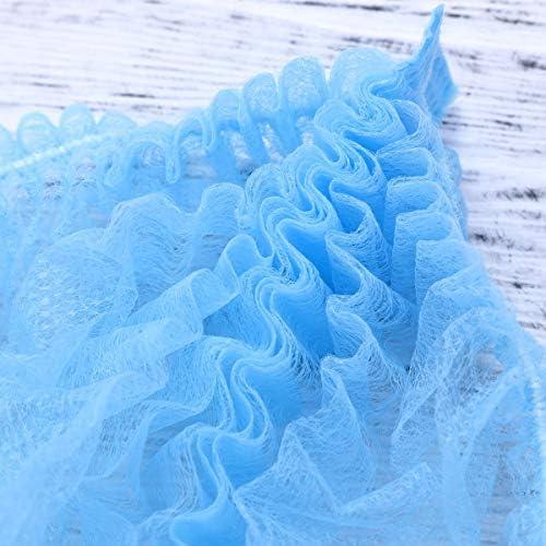 blu Artibetter 100 pz monouso bouffant reticoli dei capelli non tessuto laboratori medici infermiera tatuaggio cibo servizio salute ospedale