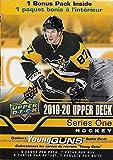 2019/20 Upper Deck Series 1 NHL Hockey BLASTER box