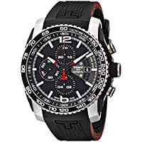Tissot PRS 516 Black Dial Chronograph Men's Watch (T0794272705700)