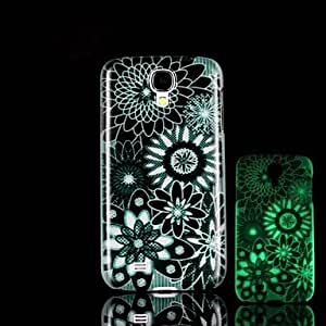 qyf Samsung S4 Mini I9190 compatible Graphic/Glow in the Dark Plastic Back Cover