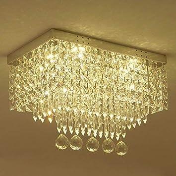 Amazon.com: CTO Gbyzhmh The Lighting & Luxury - Lámpara de ...