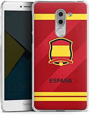 Huawei Honor 5 x FUNDA CASE Teléfono Móvil España Fussball Fußball: Amazon.es: Electrónica