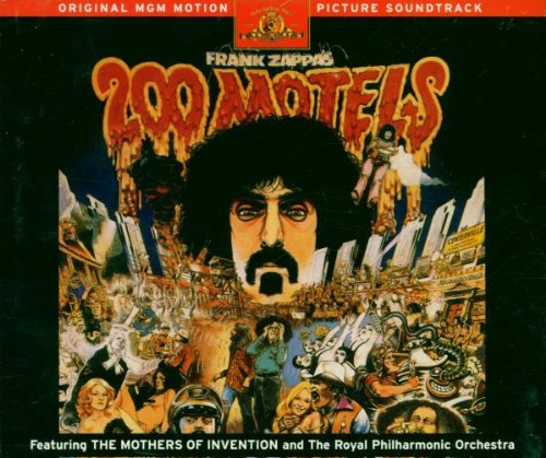 Price comparison product image 200 Motels: Original MGM Motion Picture Soundtrack [Enhanced CD]